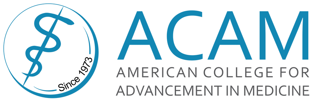 American Academy for Advancement of Medicine Logo