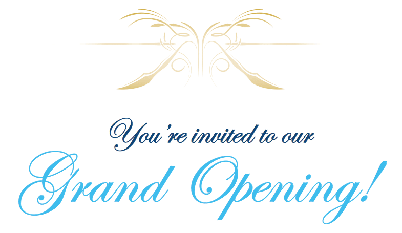 CORE Medical & Wellness Grand Opening Invitation
