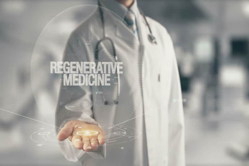 How Regenerative Medicine Can Help Your Sports Injury