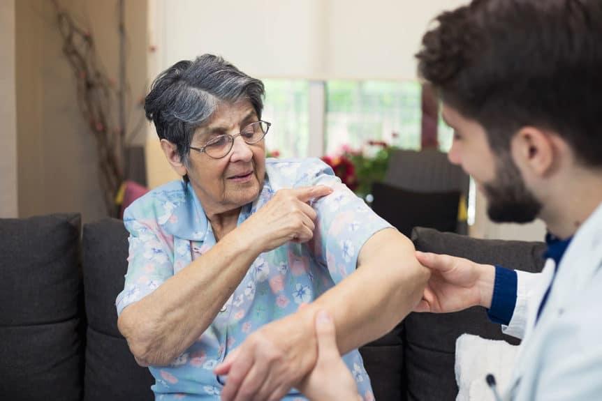 Rheumatoid Arthritis: Symptoms and Treatment